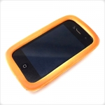 накладка для iphone 4 / 4s (булочка с ароматом сдобы)