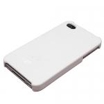 накладка hoco protection для iphone 4 / 4s белый