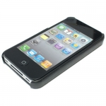 накладка hoco protection для iphone 4 / 4s красный