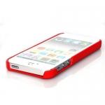 накладка hoco protection для iphone 5 / 5s красная