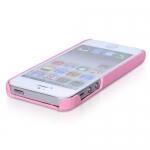 накладка hoco protection для iphone 5 / 5s розовая