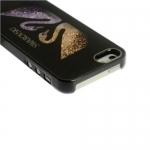 накладка iphone 5 / 5s с кристаллами swarovski